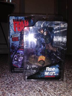 Cinema of Fear: Jason Voorhees action figure for Sale in Miami, FL