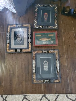 Shadow box decor for Sale in West Hollywood, CA