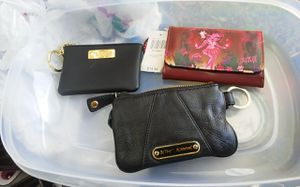 Victoria Secret ,Bets Johnson and Fluff hula wallets for Sale in Dallas, TX