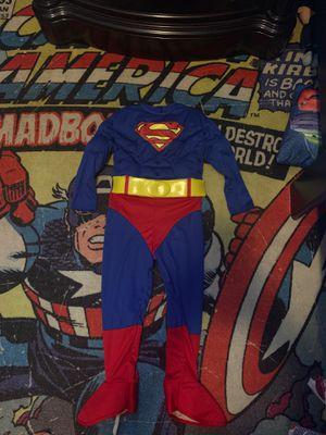 Superman Toddler Boys Halloween Costume for Sale in Deltona, FL