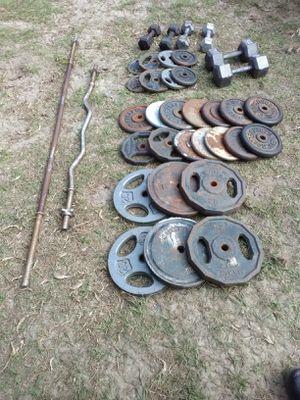 Steel weights for Sale in Ocala, FL