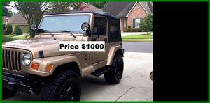ֆ1OOO Jeep Wrangler for Sale in Elk Grove, CA