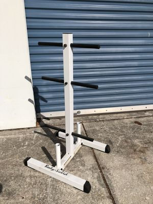 Body solid weight plate tree rack for Sale in Oviedo, FL
