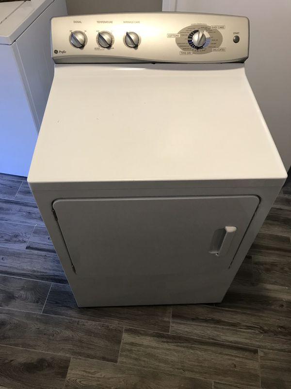 GE electric dryer - free