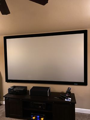 Projector Screen for Sale in San Antonio, TX