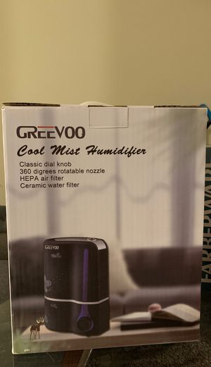 Cool mist humidifier for Sale in Des Moines, WA