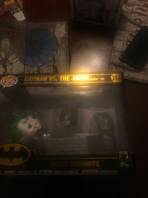 batman vs joker pop for Sale in Costa Mesa, CA