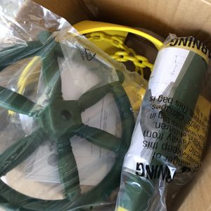 Brand New Still In Box Accessories For Gorilla Playset Swing Set Play House Telescope Steering Wheel for Sale in Alhambra, CA