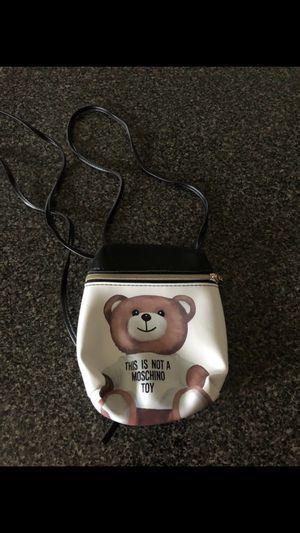moschino mini teddy bear backpacks for Sale in Saint Charles, MO