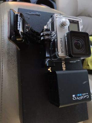 GoPro Hero4 silver for Sale in Quincy, MA