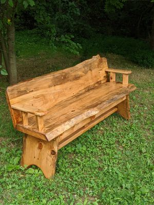 Hand crafted bench for Sale in Bernville, PA