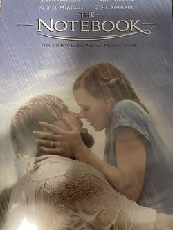 The Notebook DVD for Sale in Baldwin Park,  CA