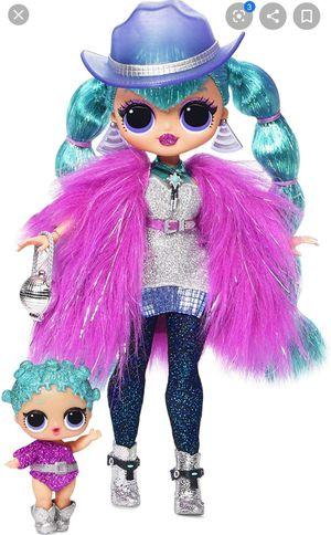 Lol surprise omg winter disco dolls for Sale in Cape Coral, FL