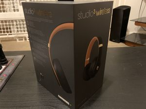 Beats Studio 3 Wireless for Sale in Henderson, NV