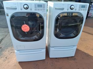 LG frontload washer and dryer set for Sale in Orlando, FL
