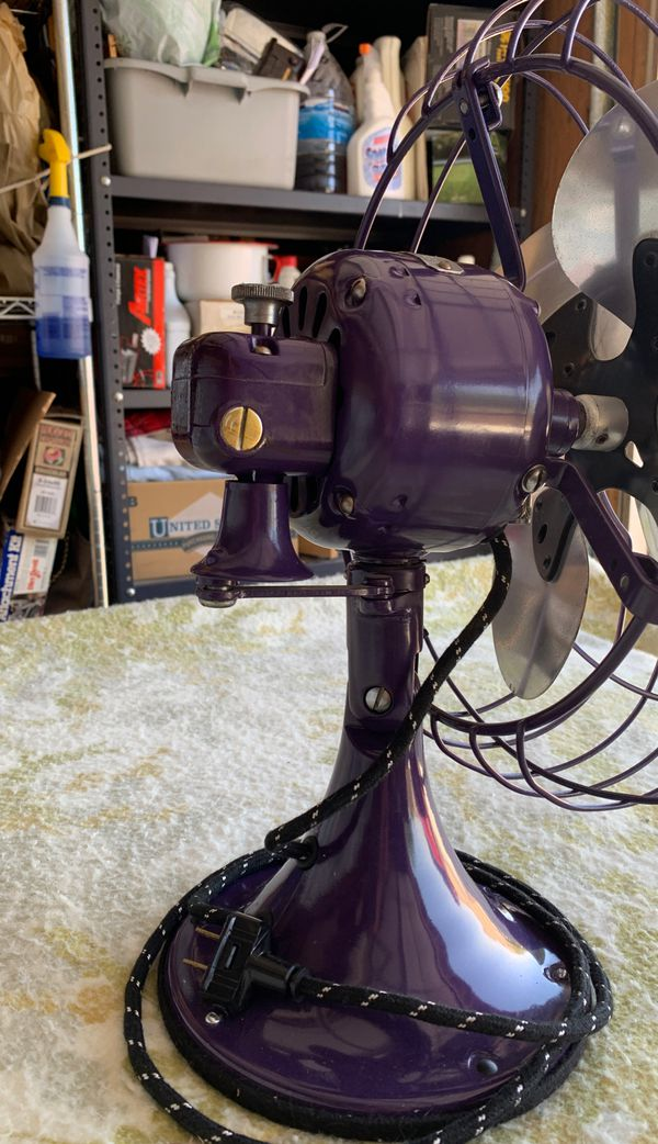 Antique GE Electric Fan