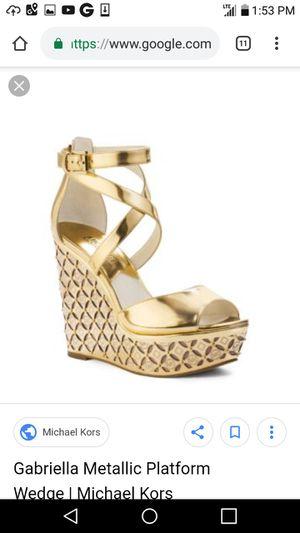 Michael kors heels for Sale in Grandview Heights, OH