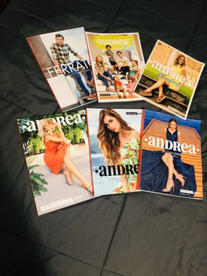 Tengo ahora disponibles los libros de verano . Zapatos Andrea for Sale in Mesquite, TX