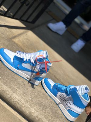 Size 10 offwhite unc 1s for Sale in Washington, DC