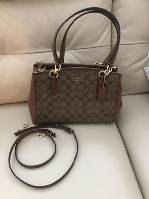Purse 👜 coach authentic for Sale in Linthicum Heights, MD