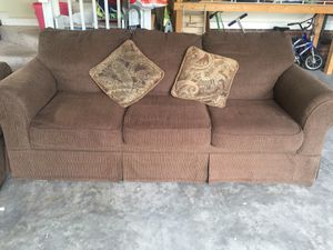 Two sofas for free for Sale in Fuquay-Varina, NC