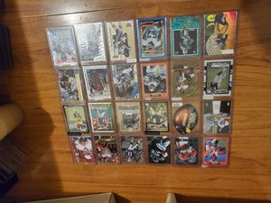 Football cards tony romo troy Polamalu rookie cards for Sale in Everett, WA