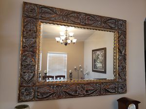 """Wall mirror 37"""" X 49"""" $90 for Sale in Kissimmee, FL"""