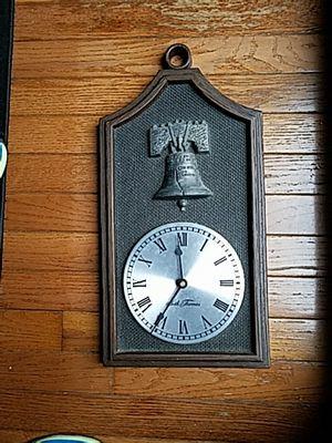 Antique Seth Thomas wall clock for Sale in Springfield, VA