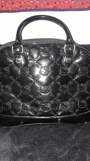 Patent Leather Hello Kitty Purse for Sale in Easton, MA