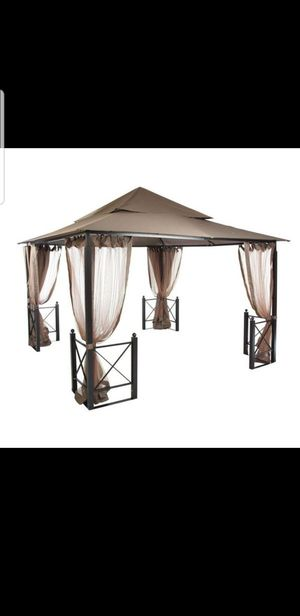 New Hampton Bay 12 ft. x 12 ft. Harbor Gazebo ☆Retail Price:$449 + Tax☆ for Sale in Phoenix, AZ