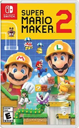 Nintendo Switch Super Mario Maker 2 for Sale in Woodbridge, VA