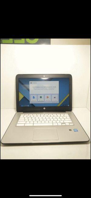 "HP 14"" Black Silver Webcam HDMI Chromebook Laptop PC Computer for Sale in Orlando, FL"