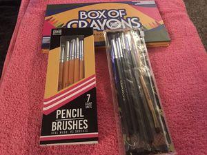 Box of crayon bundle for Sale in Denver, CO