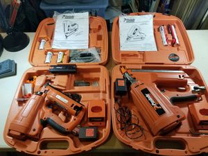 Paslode nail guns for Sale in Boyds, MD