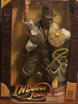 INDIANA Jones doll action figure for Sale in Los Angeles, CA