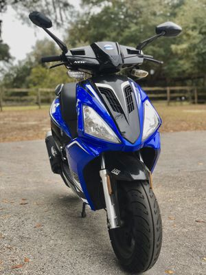 2018 Italica A9 Scooter for Sale in Gainesville, FL