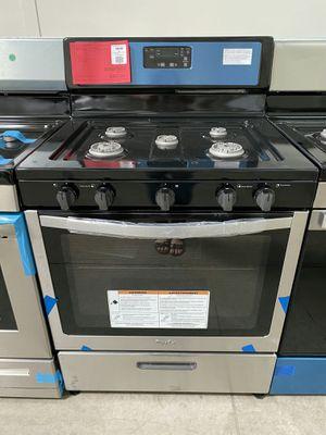New Whirlpool Gas Range 1yr Manufacturers Warranty for Sale in Gilbert, AZ