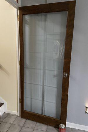 Glass Office Door for Sale in Nottingham, MD