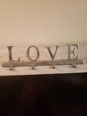 Stainless steel sign. Pls check my other items! for Sale in Manassas, VA