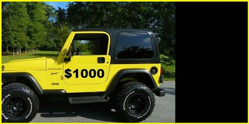 $1000 Jeep for Sale in Morgantown,  WV