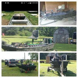 12 ft Jon boat for Sale in Douglas, GA