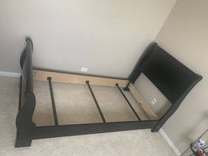 Twin bed frame for Sale in Cary, IL