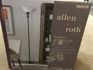 Floor Lamp Bronze Brand New Pick up Modesto for Sale in Tracy, CA