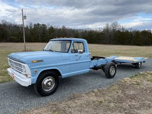 1968 Ford F-350 Dually Straight 6 for Sale in Raccoon Ford, VA