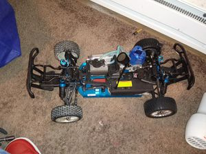 Use RC car runs good got a lot of parts for it to asking 170 OBO for Sale in Tacoma, WA
