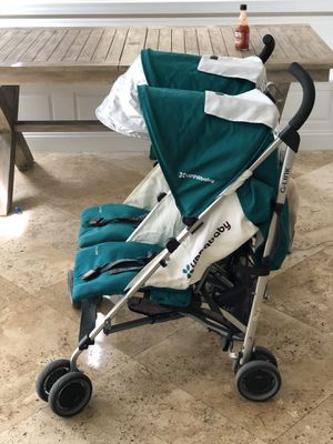 Double Umbrella UPPA stroller for Sale in Pompano Beach, FL