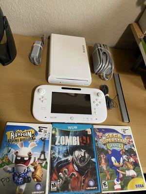 Nintendo Wii U/8GB for Sale in Temple, TX