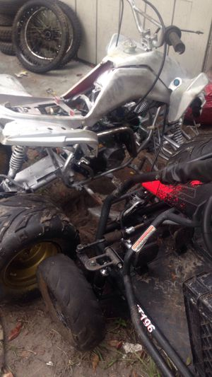 150cc 4 speed four wheeler project for Sale in Jacksonville, FL