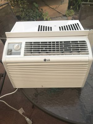 LG 5000 BTU window AC for Sale in San Diego, CA