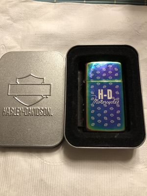 Harley Davidson Zippo windproof lighter for Sale in North Olmsted, OH